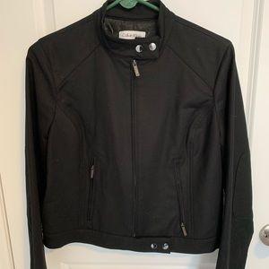 Calviin Klein cropped jacket